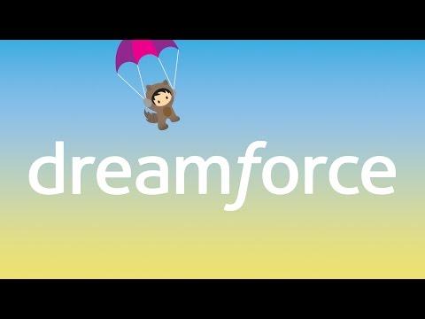 Dreamforce 2016 Live Broadcast - Day 2