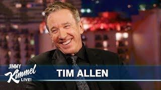 Tim Allen on Keanu Reeves, Toy Story 4 & Viral Grunting Kid