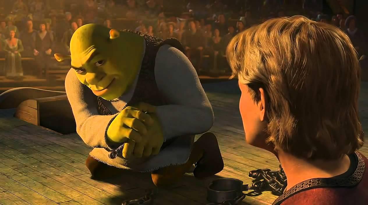 Shrek 3 Climex Scene By Shashank In Hindi Orignal Hd Mkv Youtube