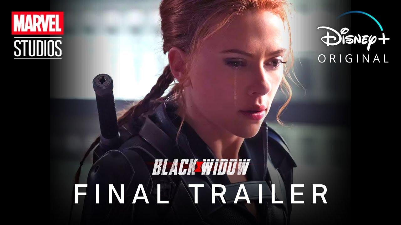 Download BLACK WIDOW (2021) | FINAL TRAILER | Marvel Studios