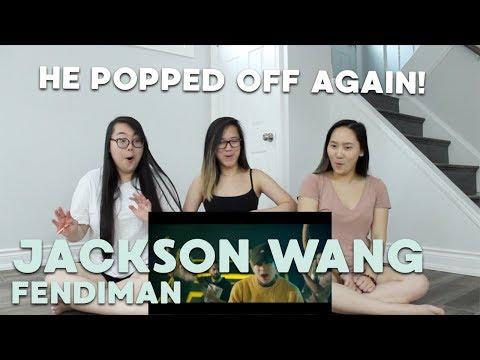 MV REACTION | Jackson Wang 'Fendiman'