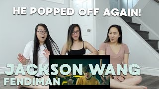 MV REACTION | Jackson Wang 'Fendiman'