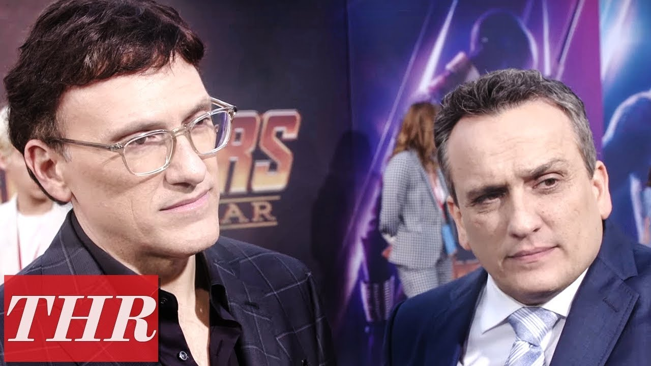 Anthony & Joe Russo on 'Avengers: Infinity War' Premiere Red Carpet | THR