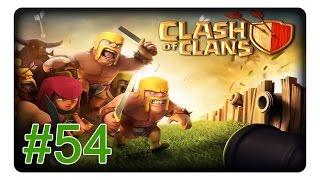 Clash of Clans #54 Vierter Clankrieg «» Let's Play | Deutsch