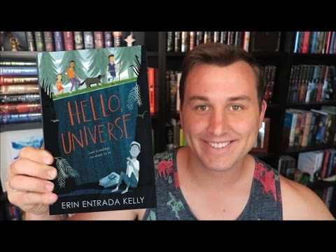Book Review | Hello Universe by Erin Entrada Kelly [CC]