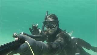 zıpkınla balık avı marmaranın güzellikleri GoproHero3