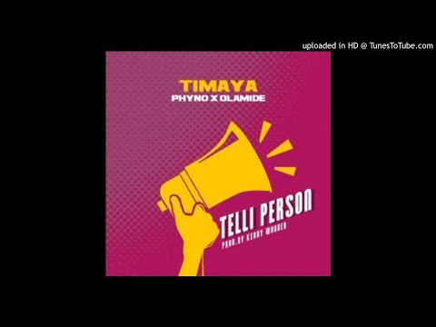 Timaya - Telli Person Instrumental Ft Phyno And Olamide Remake By SmartDawesome