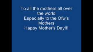 """Mama"" By: Smokey Mountain (Happy Mother"