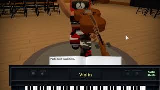 Promesa // Roblox Piano