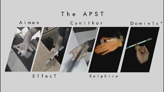 The APST  | MYPSC For World Cup 2020 R1 [Penspinning]