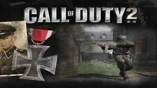 Call of Duty 2 - Война - бесконечная стрельба над головой