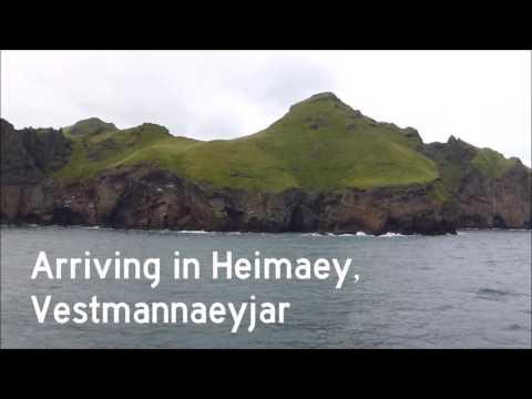 Compilation: Ferry to Vestmannaeyjar/Westman Islands, Iceland