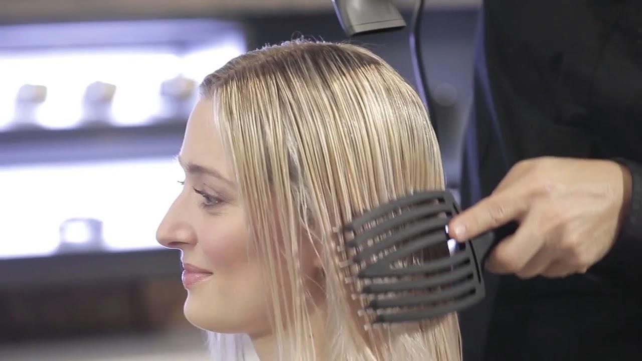 Richtig Haare Föhnen So Gehts Hair Tutorial By Marco Arena