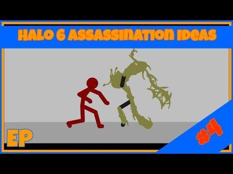 Halo 6 Assassination Ideas 4   (FLOOD) Halo Assassination Ideas (Read Description)
