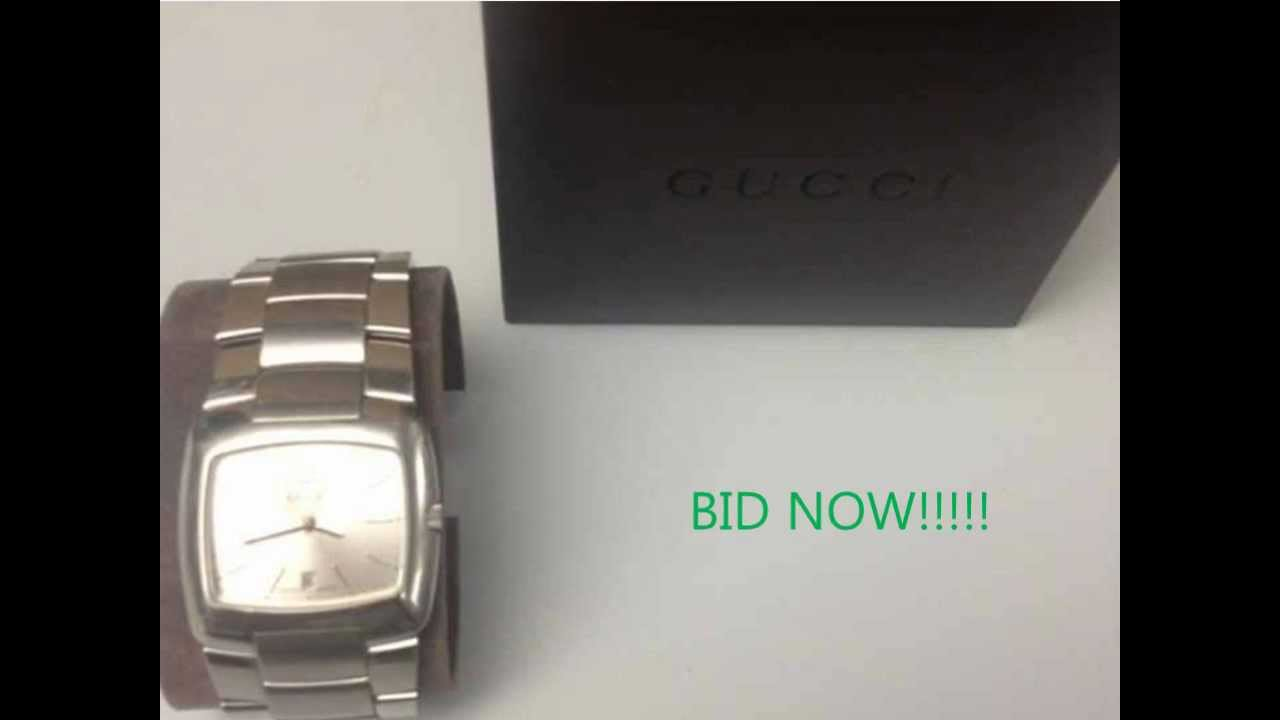 gucci 8500m watch. house of gucci swiss movement luxary mens watch 8500m series/ view on ebay seller: dmitch_reserve - youtube gucci 8500m watch