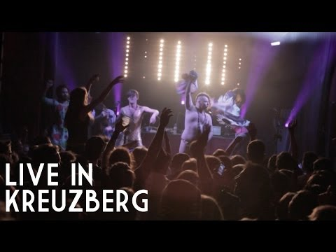 LIVE in Kreuzberg - Striplease