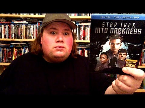 Download Star Trek Into Darkness Blu-ray Review - My Blu-ray Collection Series
