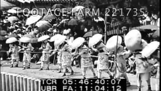 Sumiyoshi Rice Planting Festival 221735 38 Footage Farm