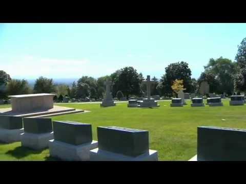 John Curtice, Mount Calvary Catholic Cemetery