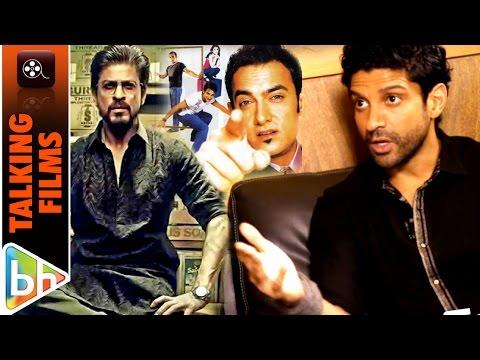 Farhan Akhtar On Raees Trailer | Don 3 |...