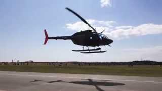 Hkp 5 och Hkp 6, F17 flygdag 2014