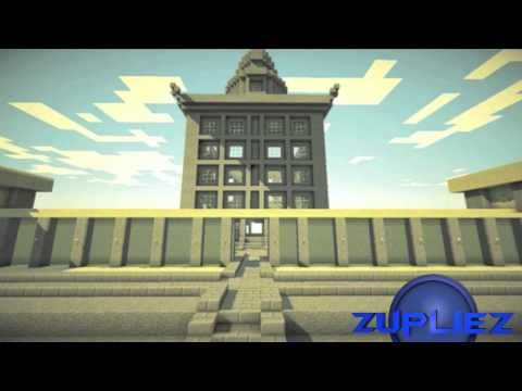 Minecraft Cinematic Lighthouse Of Alexandria - DOWNLOAD