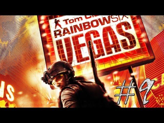 Смотреть прохождение игры [Coop] Rainbow Six: Vegas 2. Серия 9: Сплинтер Селл? Ты ли это?..