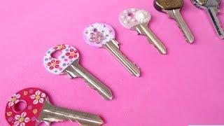Keys decoration - ENG Series