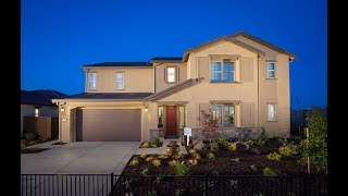 The Monarch Model Home at Ridgefield | New Homes by Lennar