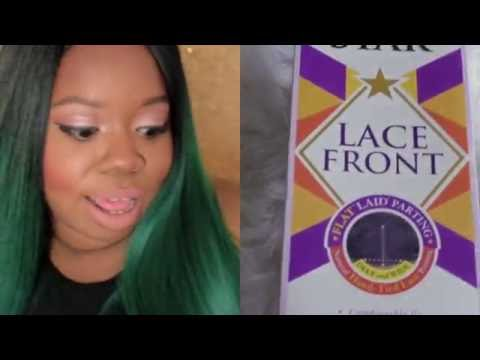 MODEL MODEL PREMIUM SEVEN STAR LACE FRONT WIG SYLVIE - FIRST IMPRESSIONS!!! from YouTube · Duration:  4 minutes 30 seconds