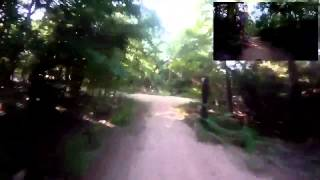 Mountain Biking Woodward Oklahoma