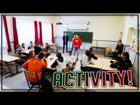 ACTIVITY VELETEK! | HÁLÓZATBAN KÖNNYEBB!