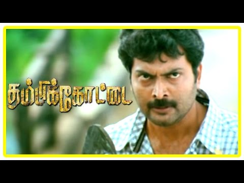 Thambikottai tamil movie | Scenes | Narain stabbed and hospitalised | Meena | Poonam | Rajendran
