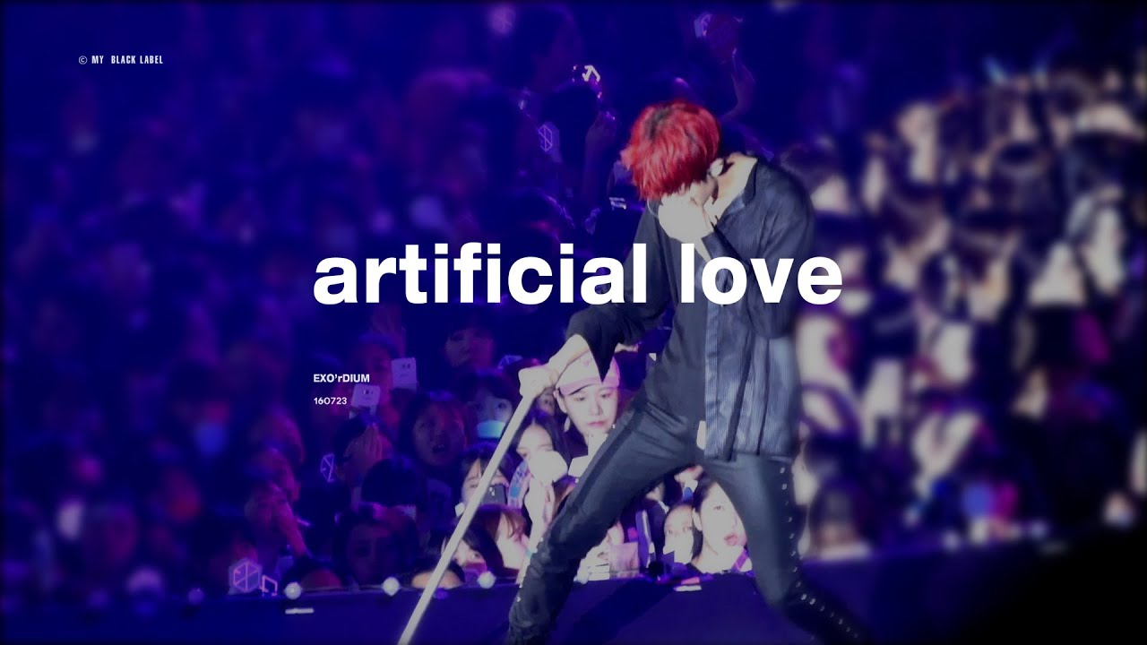 160723 Artificial Love Youtube