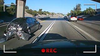 Car Crash Compilation \u0026 Driving Fails 2020 #26