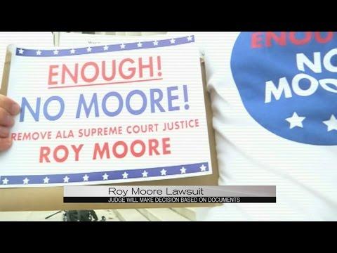 Roy Moore lawsuit