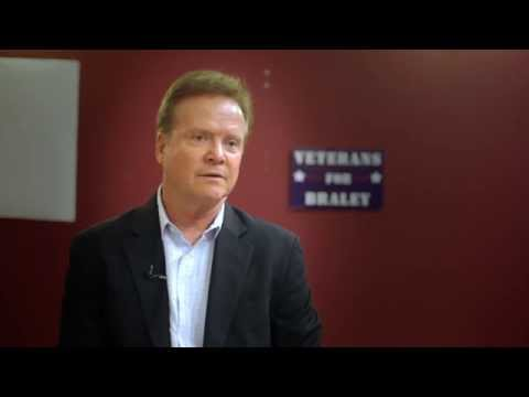 Former Secretary of the Navy Jim Webb on why he supports Bruce Braley
