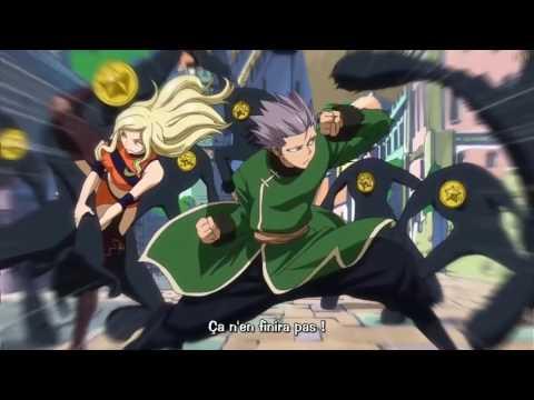 Fairy Tail X RaVe Masters : Haru & Natsu vs Zero
