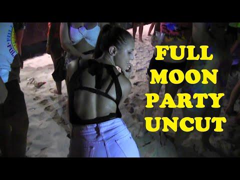 Full Moon Party 2017 | Koh Phangan | Thailand