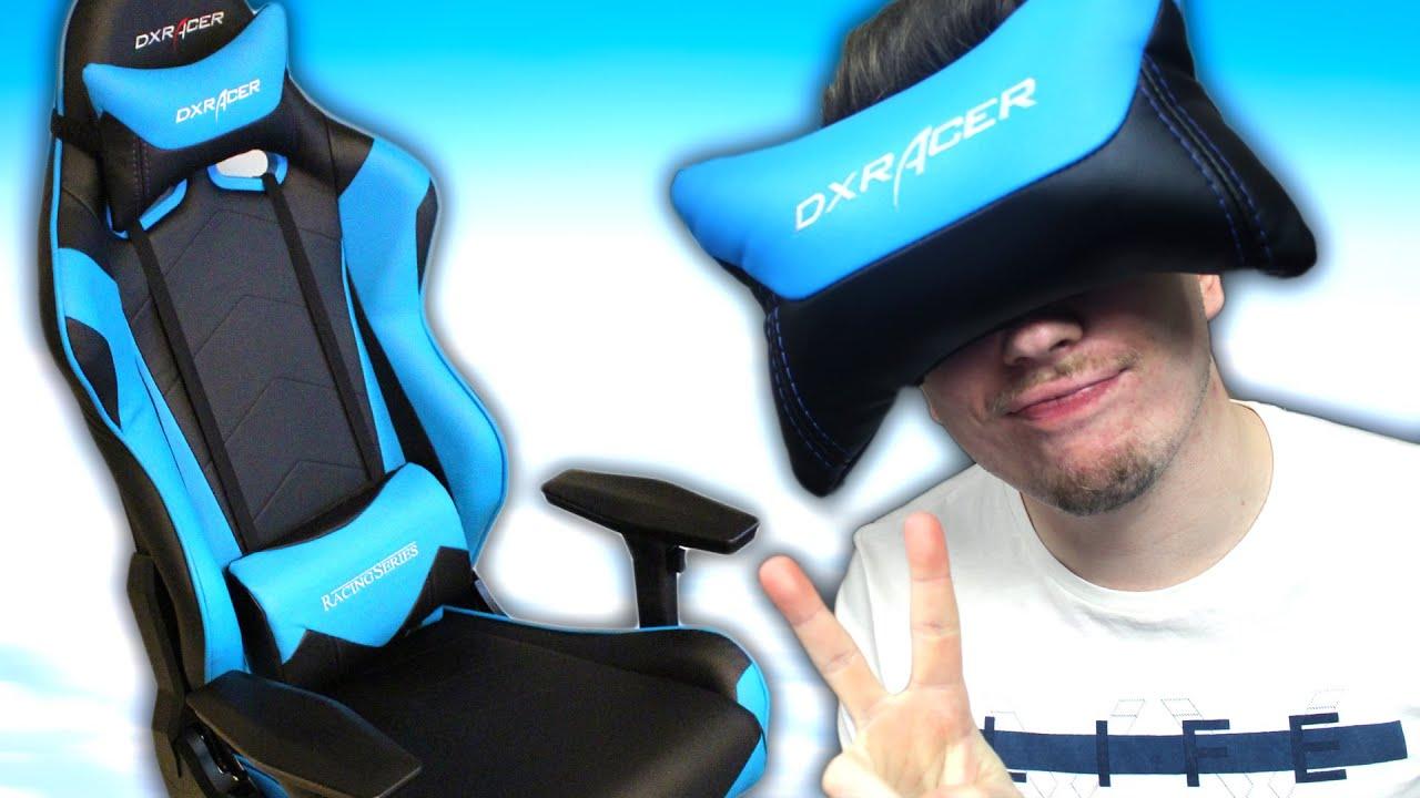 Fauteuil Gaming Dxracer Objets Par Milliers 1 Youtube