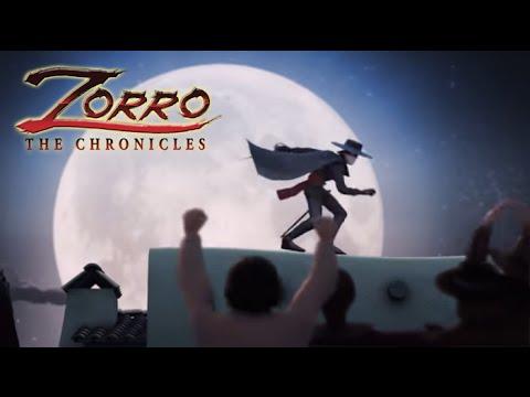 Zorro The Chronicles - Credits
