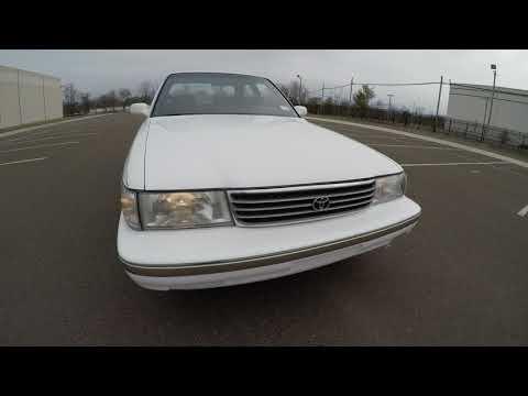 4K Review 1992 Toyota Cressida White Test-Drive and Walk around