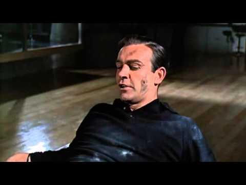 Resultado de imagen de 007 contra goldfinger escenas