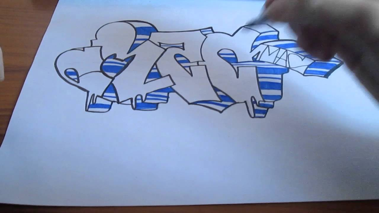 вихрей проходят как рисовать граффити на бумаге фото создание