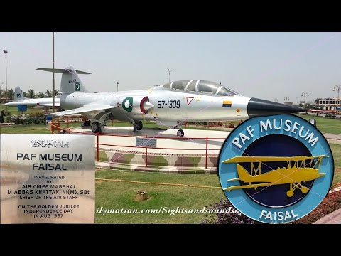 Pakistan Air Force Museum (PAF) - Karachi