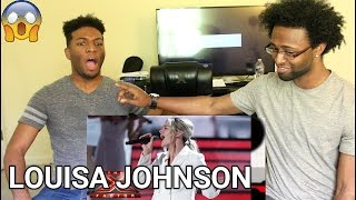 Louisa Johnson smashes James Brown classic | Semi-Final | The X Factor 2015 (REACTION)