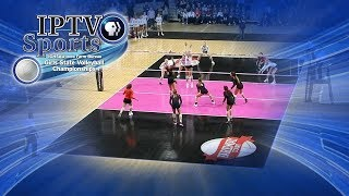 2018 IGHSAU Iowa Farm Bureau Girls State Volleyball Championships