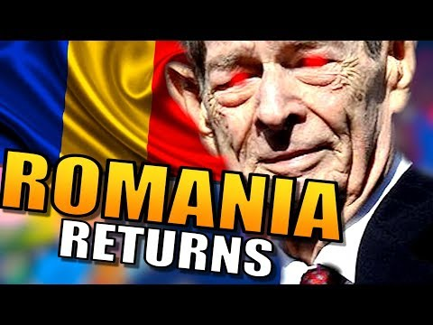Romania Strikes Back! | Hearts of Iron 4 [HOI4 King Michael Returns]