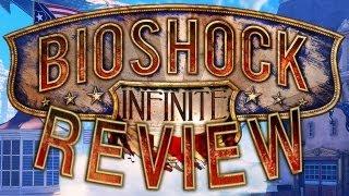 BioShock Infinite REVIEW! Adam Sessler Reviews
