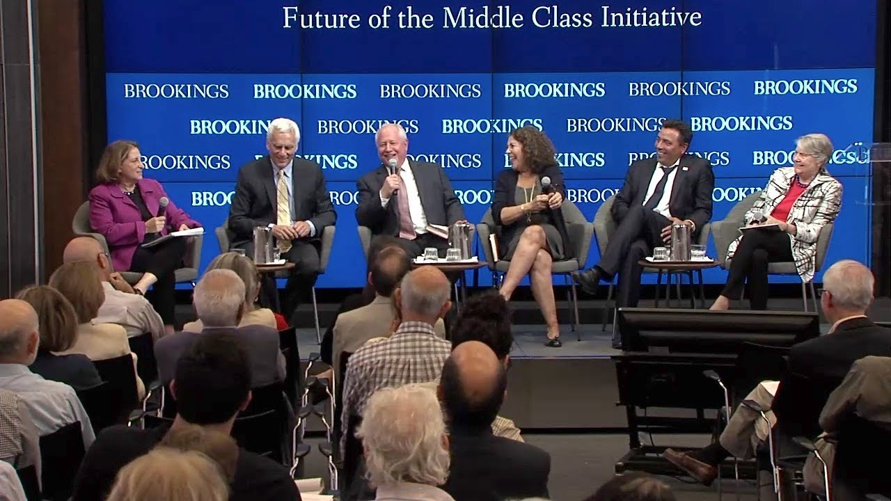 Download The forgotten Americans: An economic agenda for a divided nation - Part 2